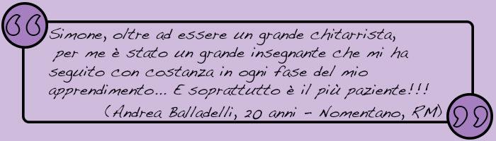 Quote Balladelli
