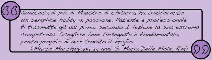 Quote Marchegiani